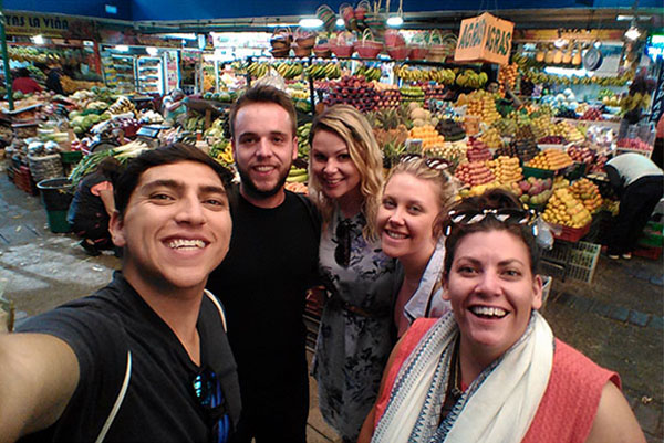 Beyond Colombia: Group Tours | Exotic Fruit Tour